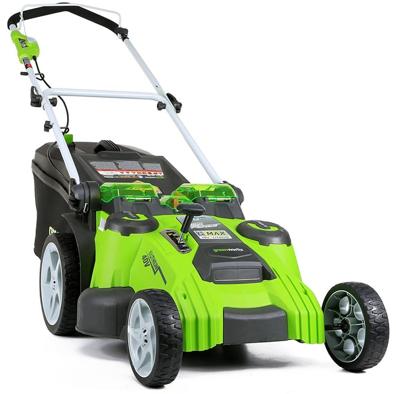 GreenWorks 25302 -Potere di risparmio energetico