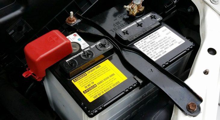 Quanto dura la batteria di u'auto?
